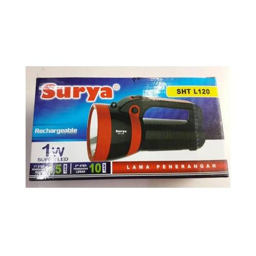 SURYA Lampu Emergency L 120