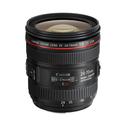 CANON SLR Lenses EF 24-70mm f/4L IS USM