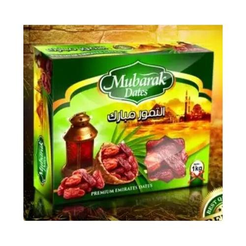 Mubarak Dates Kurma Khalas Premium