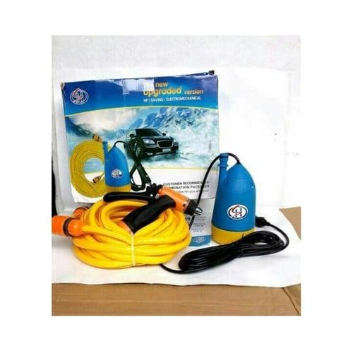 Alat Cuci Steam Motor Mobil AC Portable Lighter 80W  SH-108