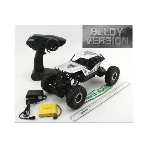 CRAWLER ALLOY RC Rock Crawler JD Toys Alloy Body Metal  Scale