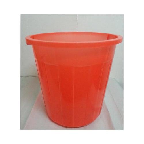 Bintang Laut Tong 30 Liter Neon Orange Gagang Nikel