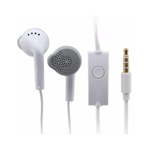 SAMSUNG Handsfree Headset Earphone For S6310 5360 Putih