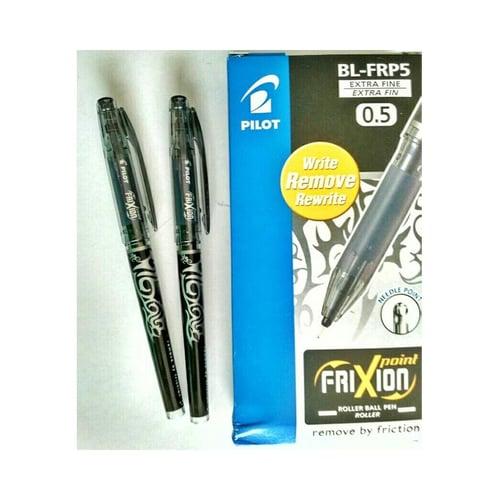 Pilot Pen FriXion Point 0.5 (Needle Point)  BL-FRP5 Black