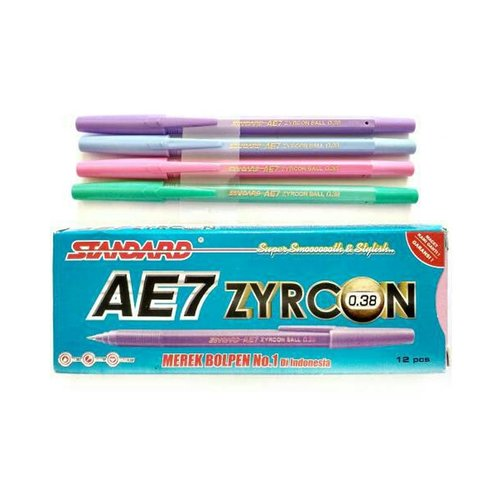 Standart Ballpoint Delta Tip  AE7 Zyrcon 0.38