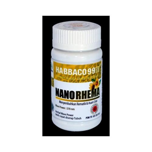HABACCO99 NanoRhema Obat Tradisional