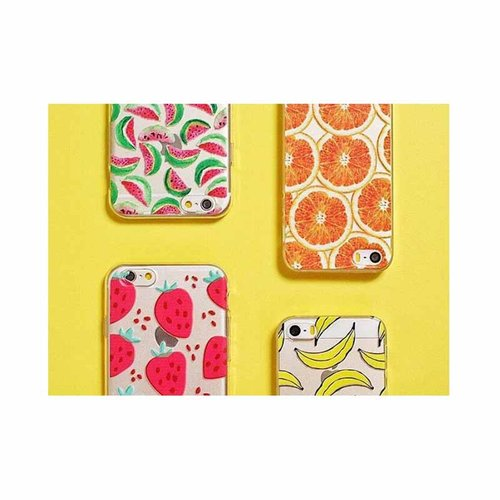 Fruit Jelly Case iPhone