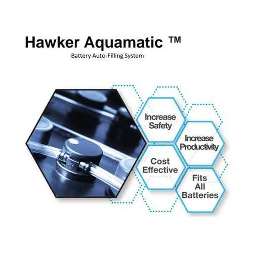HAWKER Aquamatic Battery Auto-Filling System