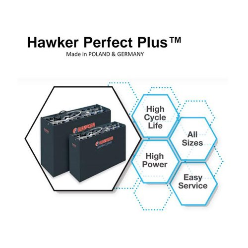 HAWKER Industrial Battery Perfect Plus