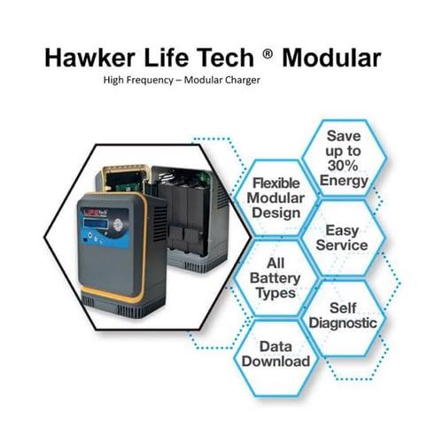 HAWKER Life Tech Modular