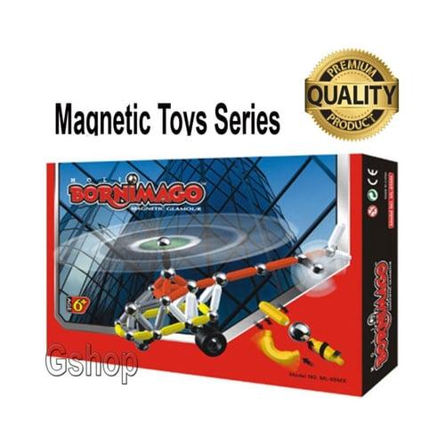 BORNIMAGO Magnetic Toys Series ML-45MK