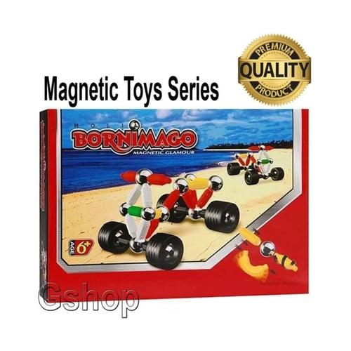 BORNIMAGO Magnetic Toys Series ML-38MX