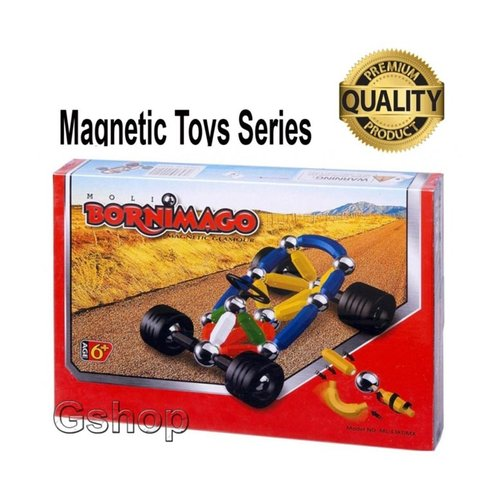 BORNIMAGO Magnetic Toys Series ML-43KDMX