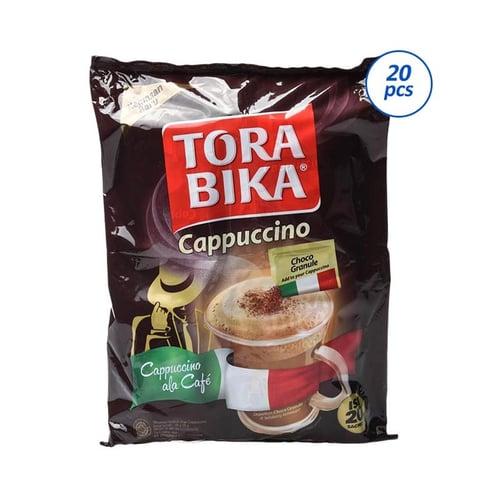 TORABIKA Cappuccino Bag 25gr Isi 20pcs