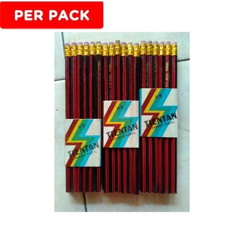 TIENTAN Pensil HB 72pc