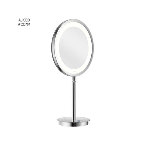 ALISEO Mirror Magnifying LED Saturn Art No 020704