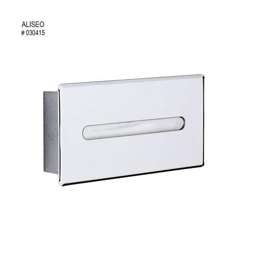 Aliseo  Tissue Dispenser, For 100 Tissues Art No : 030415
