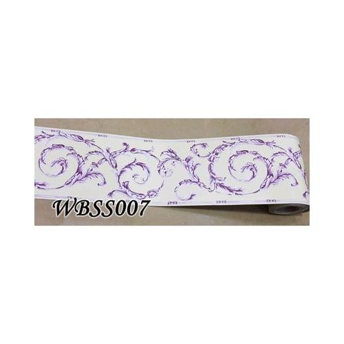 Vector Wall Border Sticker 10mx10.5cm WBS007 Cream N Great