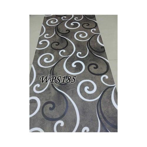 Wallpaper Sticker 45cmx5m WPS185 Dark N White Black Vector