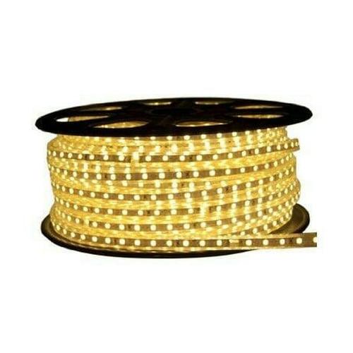Lampu LED Strip Meteran SMD 5050 Rope Light Waterprof IP67 Selang Kuning