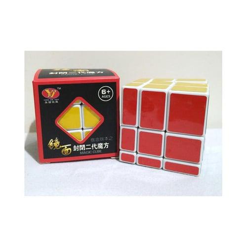Rubik Mirror Warna Kotak YJ1202