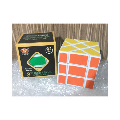 Rubik Square 3x3 King
