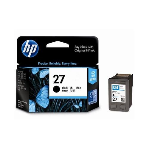 HP Tinta Original 27 C8727AA Black