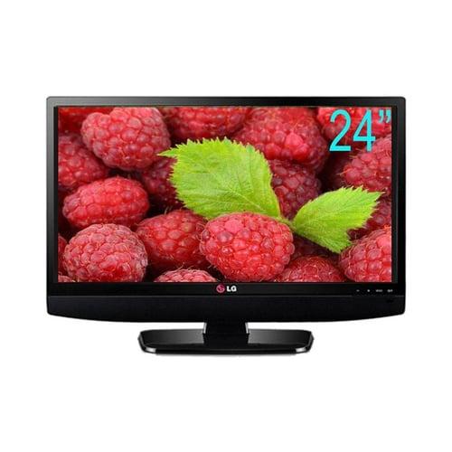 LG LED TV + Monitor 24MT48A