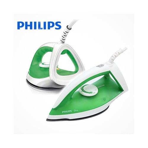 Philips GC 122 Diva Dry Iron Setrika Kering