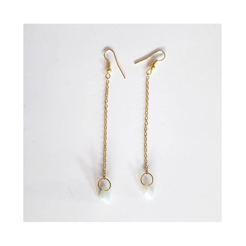 Hide & Seek Handmade Maya    Earring