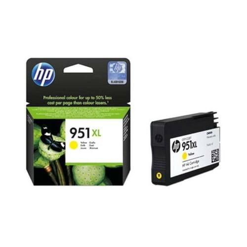 HP Tinta Ink Cartridge Original 951XL CN048AA Yellow
