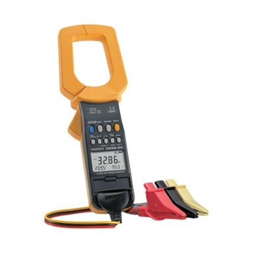 Hioki 3286-20 Clamp On Power  Hi Tester