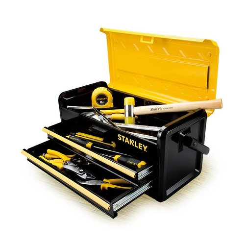Stanley Tool Box 2 Drawer STST73101-8