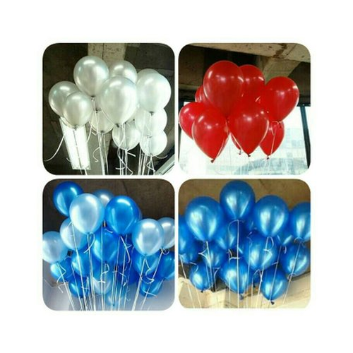 Balon Latex Murah Meriah Edisi Sale