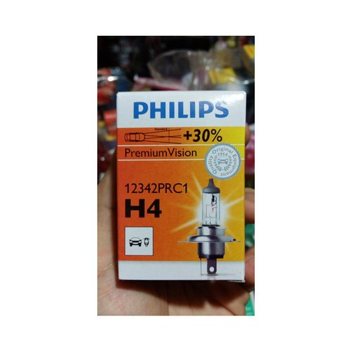 PHILIPS Lampu Bohlam Depan Mobil Halogen H4 12V 60 55W