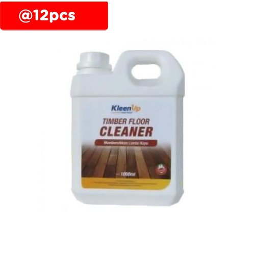 KLEEN UP Timber Floor Cleaner 12pcs
