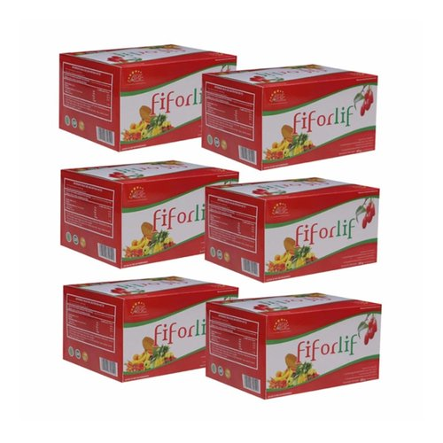 FIFORLIF Jus Instant Extract Buah Gojiberry Isi 6 Box
