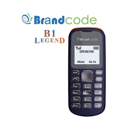 BRANDCODE HP Legenda B1