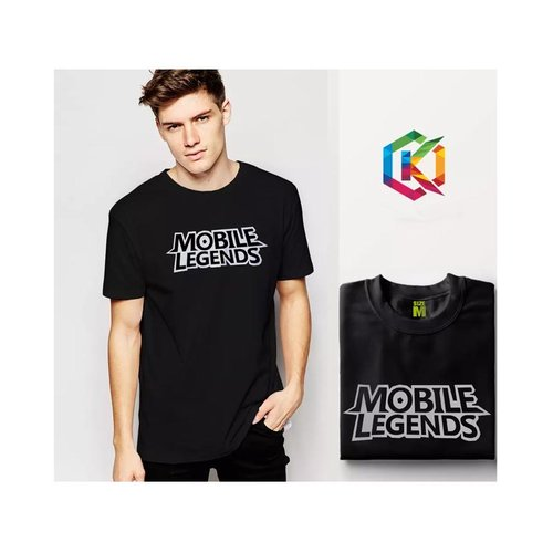 Kaos Mobile Legends Game Polyflex