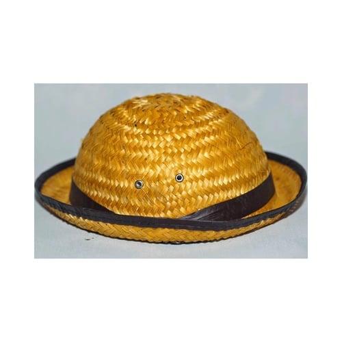 Topi Bambu Pramuka Wanita