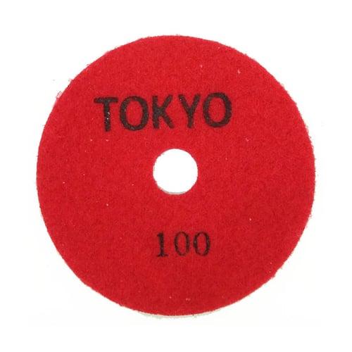 """TOKYO Diamond Pad # 100 4"""""""