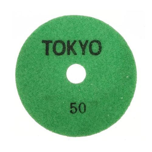 """TOKYO Diamond Pad # 50 4"""""""