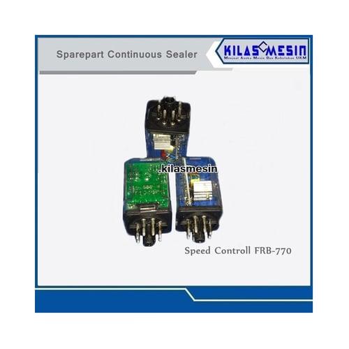 Pengatur Kecepatan Conveyor Mesin Continuous Band Sealer