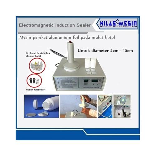 Mesin Induksi Sealer Untuk Segel Alumunium Foil Pada Botol