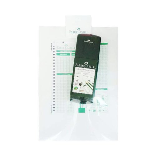 Faber Castell Paket Ujian Akrilik