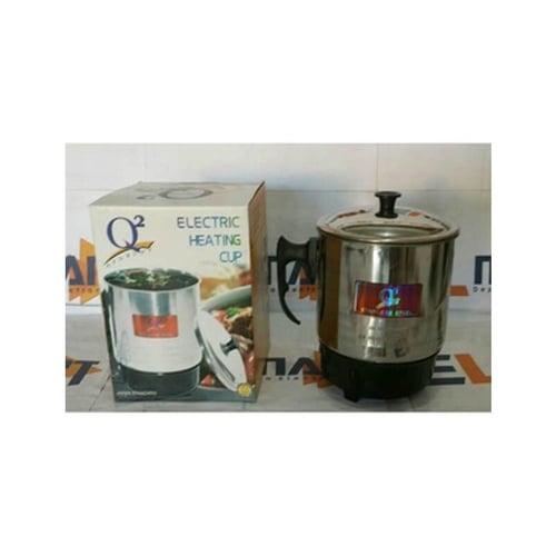 Q2 Mug Elektrik 14cm 8014/teko Elektrik/ Teko Pemanas