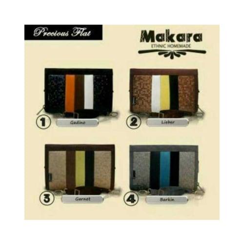 SaShe Store - MAKARA Precious Flat Tas/Dompet Selempang Tablet 7 Inch, Kartu ATM & Power Bank