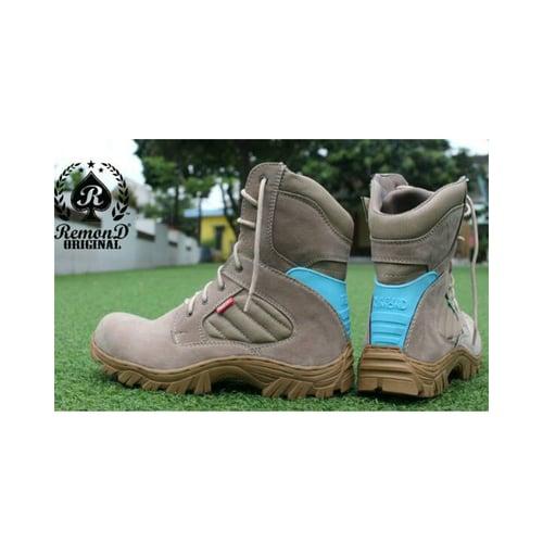 REMOND Sepatu Boot Delta Gurun [ 8inch ] Original