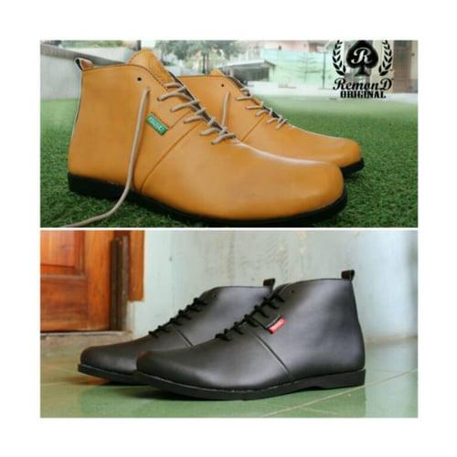 REMOND Sepatu Brodo Original Boot  Pria