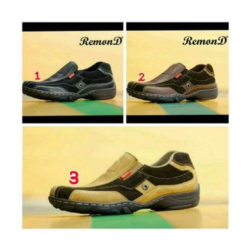 REMOND Sepatu Casual Original Slip On
